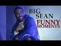 Big Sean FUNNY MOMENTS Part 2 (BEST COMPILATION) video & mp3