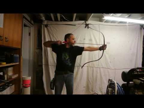 AF Archery Turkish style bow,  review.