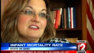 Ohio Infant Mortality One of Highest in Country