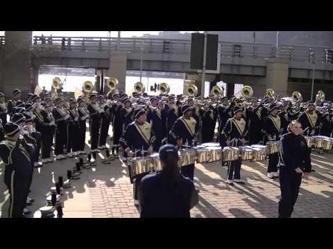 2010-11-26  Pitt Victory Song and Hail to Pitt - Pitt Band