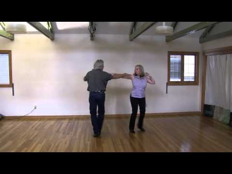 Cajun Jitterbug Dancing with Glenn and Lori