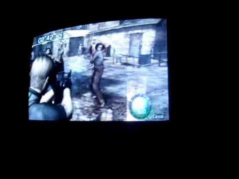 CBU videojuegos. Residen Evil 4.  con referencias.
