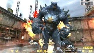 Counter-Strike Nexon: Zombies - Revenant Zombie boss Fight [normal] online gameplay on Decoy map
