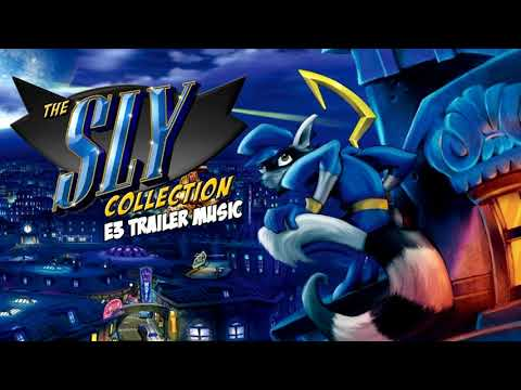 The Sly Collection E3 Trailer Music: Christopher Dececio - Football Frenzy