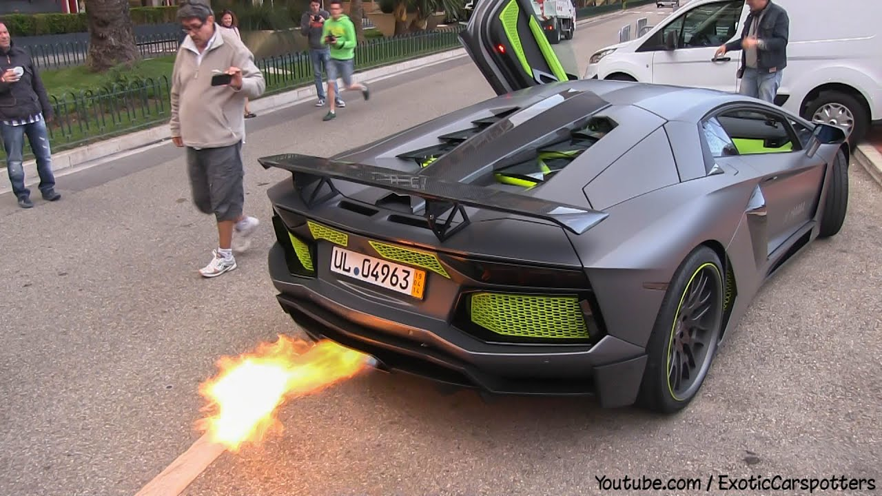 BEST of Top Marques Monaco 2014 ! Flames | Revs | Accelerations - 5000 Subscribers Special