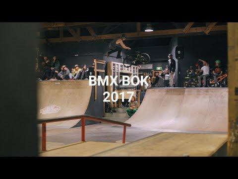 ONWIES KNALLEN x BURNSIDE BMX BOK 2017