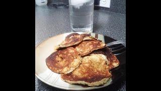 Delicious Healthy Banana Pancakes No Added Sugar + Gluten Free!