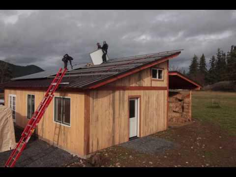 Solar Install by True South