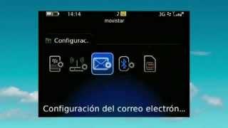 Cómo configurar tu correo en BlackBerry