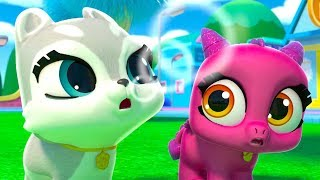 Best Furry Friends | Super Cuddles & Science Vs Pop Music | Full Episode | Unicorn Cartoon for Kids