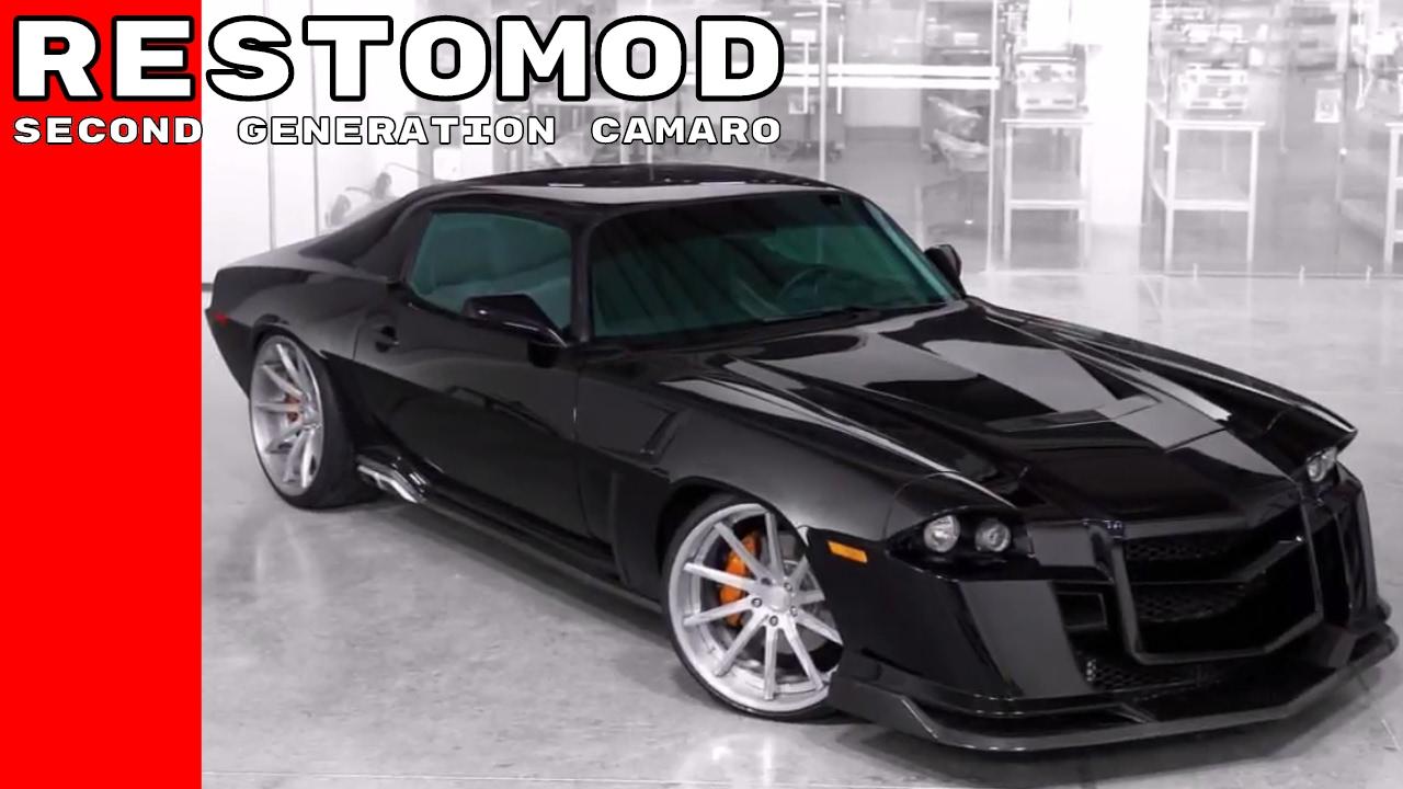 restomod second generation spartan camaro by srmotors mexico youtube. Black Bedroom Furniture Sets. Home Design Ideas