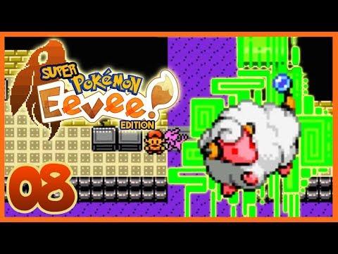 Super Pokemon Eevee Edition Part 8 TEAM ROCKET TAKEOVER! Pokemon Fan Game Gameplay Walkthrough