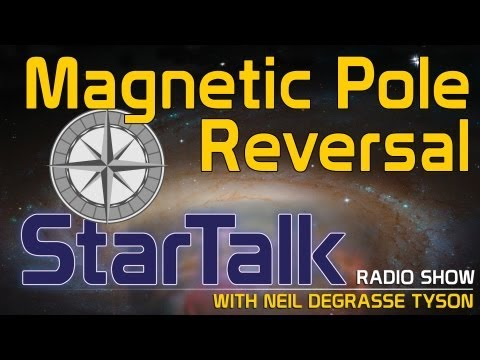 Neil deGrasse Tyson on Magnetic Pole Reversal and Extinction