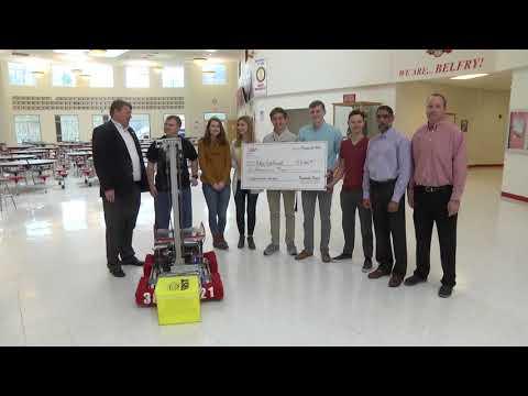 Kentucky Power awards grant to Belfry High School