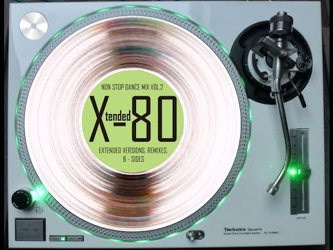 X-TENDED 80 - NON STOP DANCE MIX VOL. 2 (�)
