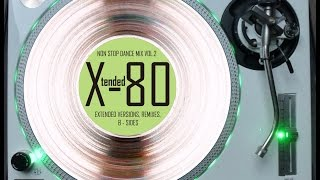 X TENDED 80 NON STOP DANCE MIX VOL 2 2009