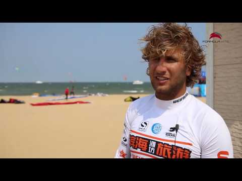 2016 IKA Formula Kite World Championship Weifang - Day 2