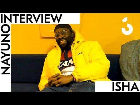 Youtube: ISHA –«Qu'est ce que t'as fait de bien ce mois-ci pour aider quelqu'un?!» – LVA3 – INTERVIEW NAYUNO