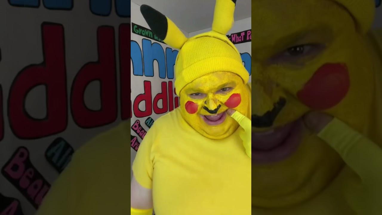 I'm a cute Pikachu!