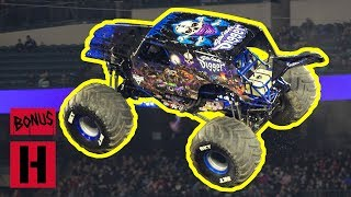 Monster Jam Course Breakdown with Ryan Anderson!