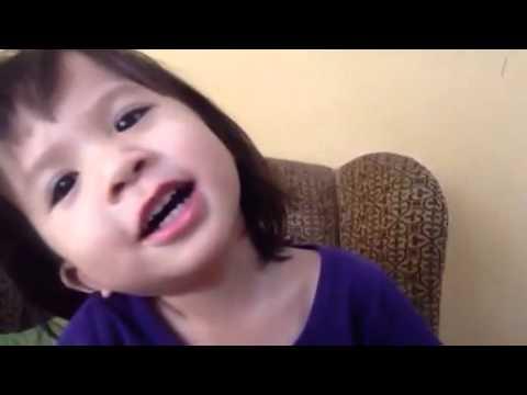 my daughter song;Kalau anda gembira'