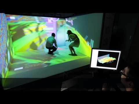 TechViz - Virtual Reality CAVE - TechViz and Partners Interviews [ENG]