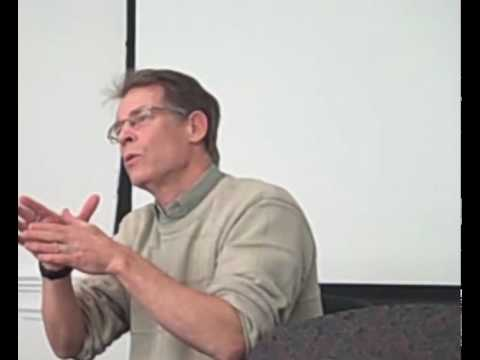 """Kim Stanley Robinson: """"We Are Living in a Science Fiction Novel We All Collaborate On"""""""