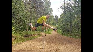 видео Имитация горных тренировок