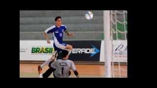 Bom de bola, Pernambuco é ouro no futsal com o Colégio 2001