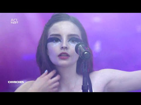 CHVRCHES Live - Austin City Limits Music Festival 2018 - Full Show (without cuts)
