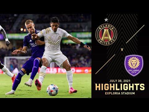 Orlando City Atlanta United Goals And Highlights