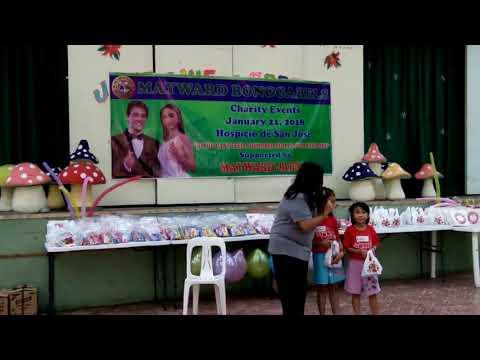 Charity event @hospicio de San Jose Part 1