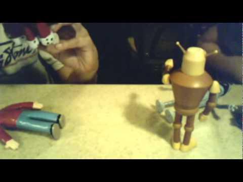 Download RobotLand Season 1 Episode 5 Bender Meets Flexo