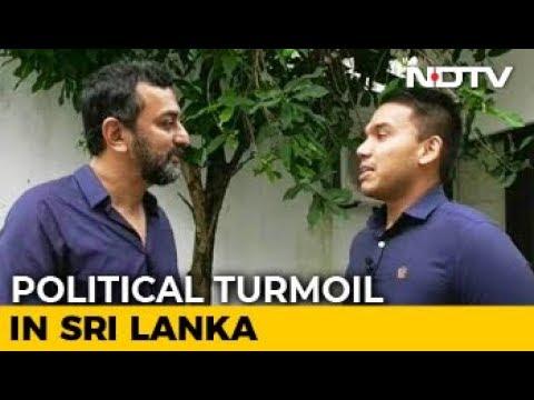 Nothing For India To Worry: Mahinda Rajapaksa's Son Namal On Sri Lanka Crisis