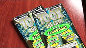 New $5 $300,000 Wild Time - Michigan Lottery - 6/8/19 - YouTube