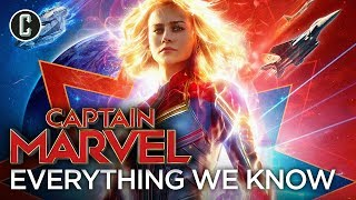Captain Marvel: Things to Know About the MCU Prequel