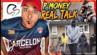 50 CENT OF GRIME, A BULLY! P Money - Real Talk (Dot Rotten Diss) REACTION Liars in the booth nxt