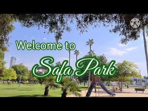 Picnic at Safa Park – Dubai