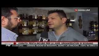 Corato: festa-incubo per la Juve, organizzatori si scusano