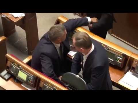Drugdealers in Ukrainian Parliament???