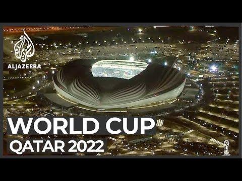 World Cup 2022: Qatar inaugurates Al Wakrah Stadium