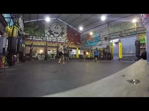 MMA Training in BALI- EXTREME