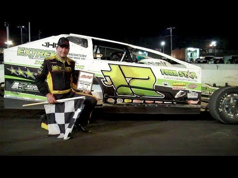 Modifieds at Middletown 2017 - Jeff Hoetzler Wins