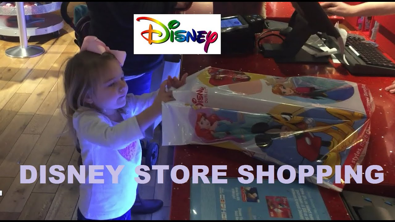 Disney Outlet Store Toy Hunt Myrtle Beach Sc - Youtube-1701