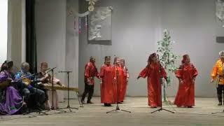 Хакасский музыкально-игровой обряд «Пай хазын» — «Священная берёза». Этника хакасов. Khakasia