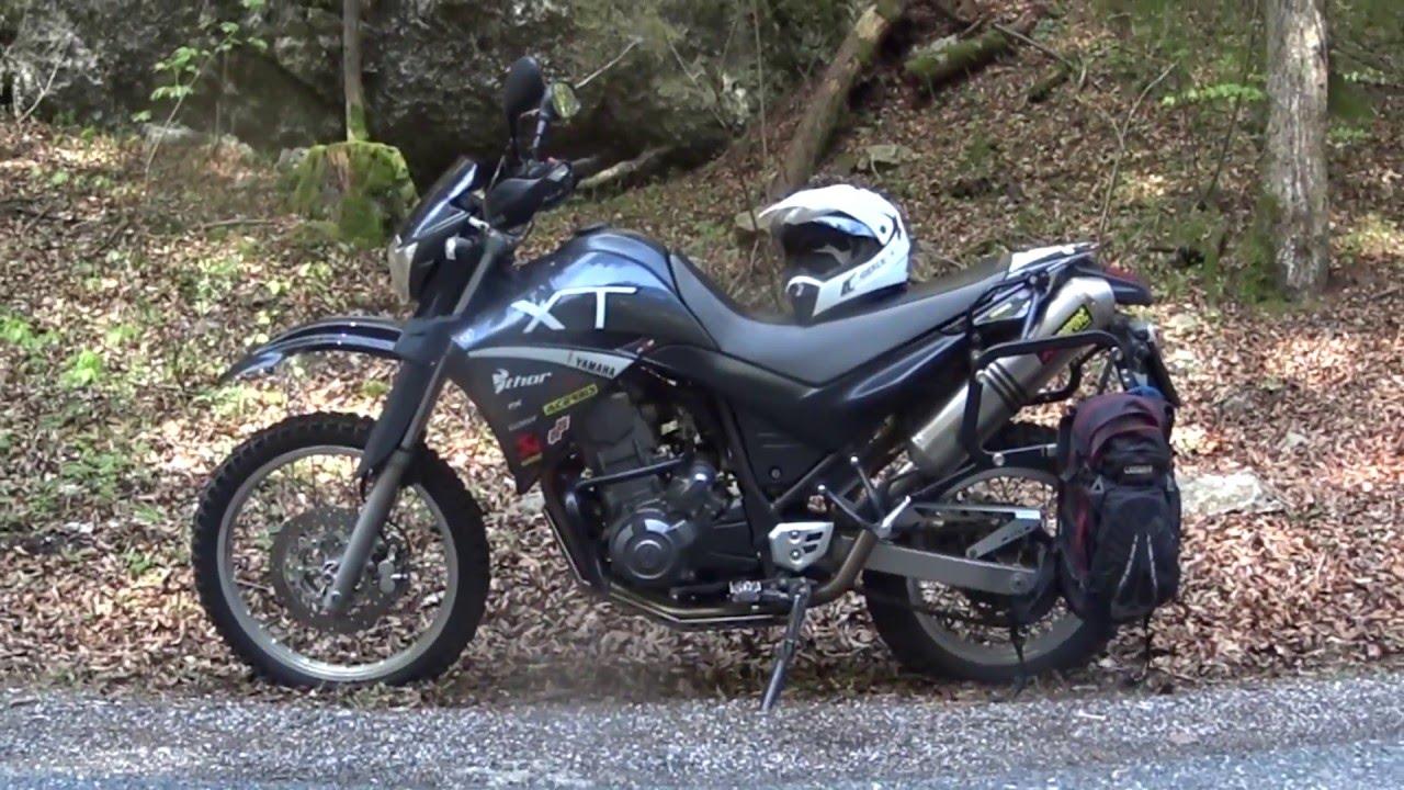 Starting Hot Xt Yamaha