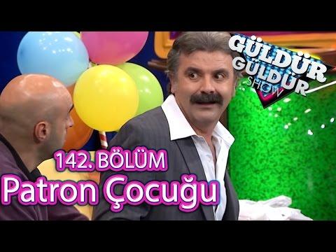 Güldür Güldür Show 142. Bölüm, Patron Çocuğu Skeci