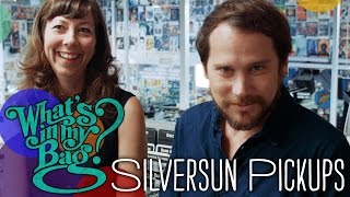 Silversun Pickups - What's In My Bag?