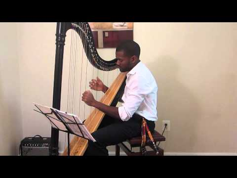 Dominica 36 Independence & National Anthem on Harp & Repentance