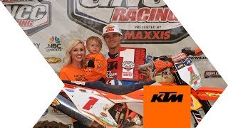 Kailub Russell - 5-Time GNCC Overall National Champion | KTM